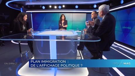 POLIT'MAG - Plan immigration : de l'affichage politique - Assurance chômage : une réforme explosive