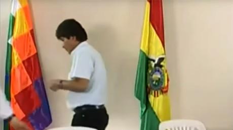 Moscou : une «vague de violences déclenchée par l'opposition» a poussé Evo Morales à la démission