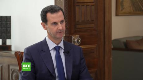 La Grande Interview : Bachar el-Assad