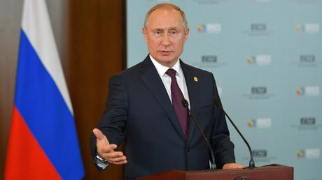 Bolivie : Vladimir Poutine met en garde contre un scénario libyen