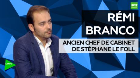 Rémi Branco sur Hollande : «Il y avait une adhésion, sinon il n'y aurait pas eu de déception»