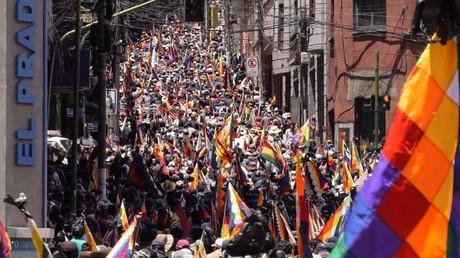 Bolivie : tensions, méfiance et accusation de répression pour le nouveau gouvernement