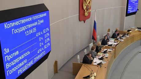 La loi russe sur les «agents de l'étranger» s'étend désormais à des personnes physiques
