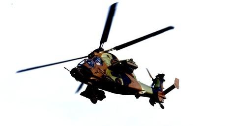 Hélicoptère Tigre de l'armée française (image d'illustration) / RT France