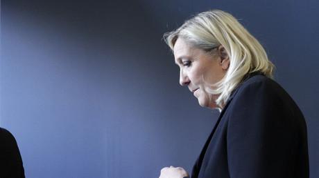 Marine Le Pen, le 9 novembre 2019.