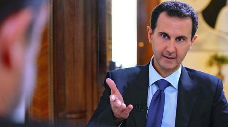 Bachar el-Assad, le 28 novembre 2019 (image d'illustration).