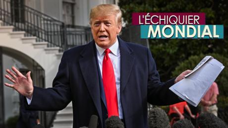 L'ECHIQUIER MONDIAL. L'affaire ukrainienne de Donald Trump : une épée à double tranchant ?
