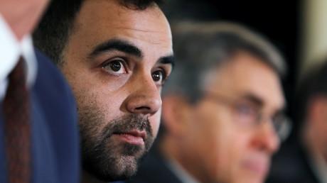 «A la communauté internationale d'agir» : le dirigeant d'HWR expulsé d'Israël témoigne pour RT