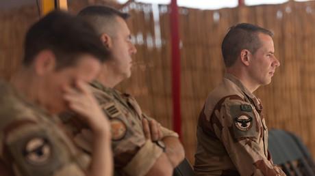 Des soldats français le 27 novembre 2019, à Gao, au Mali (image d'illustration).