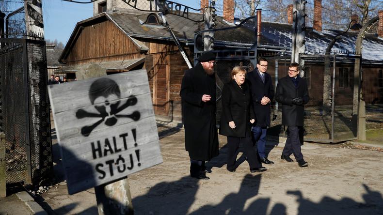 Angela Merkel met en garde contre «la montée du racisme et la propagation de la haine» en Europe