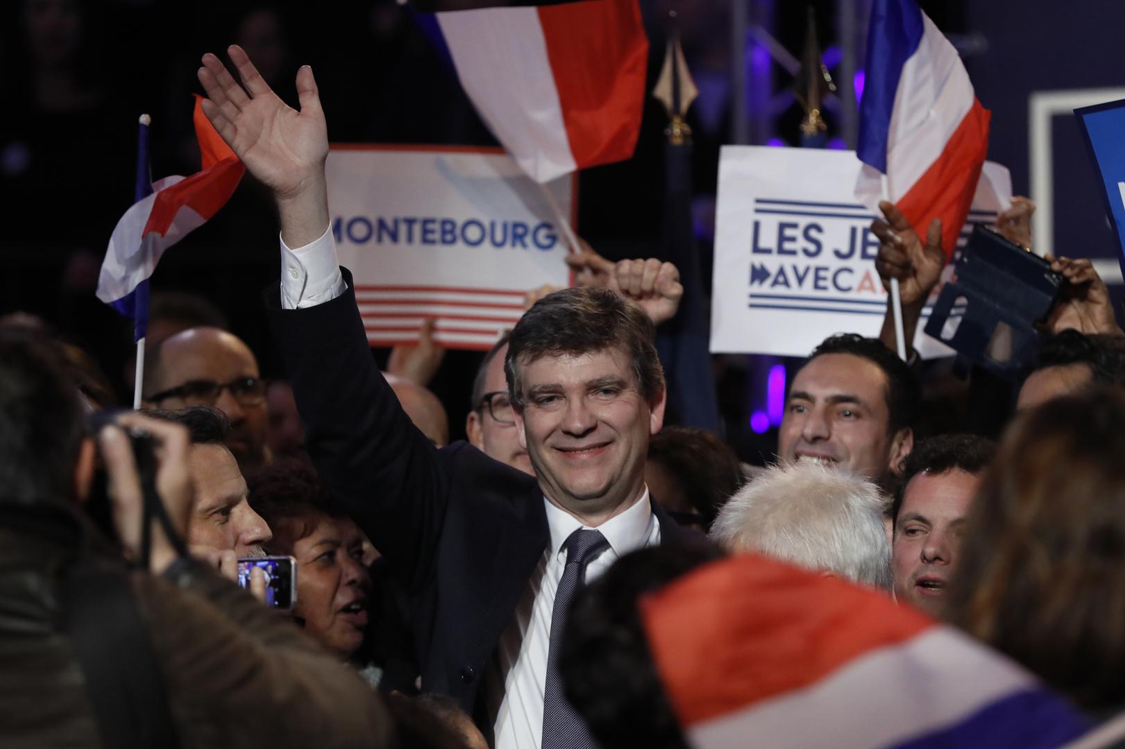 Présidentielle 2022 : Arnaud Montebourg, l'homme providentiel de la gauche  ? — RT en français
