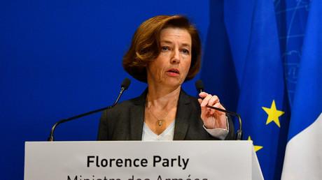 Florence Parly, le 26 novembre 2019.