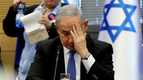 Benjamin Netanyahou, le 20 novembre à la Knesset (image d'illustration).