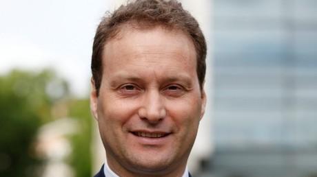 Le député Sylvain Maillard, qui porte la proposition de résolution.