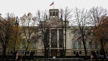 Ambassade russe à Berlin