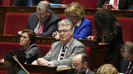 Jean-Paul Delevoye à l'Assemblée nationale, le 3 décembre 2019.