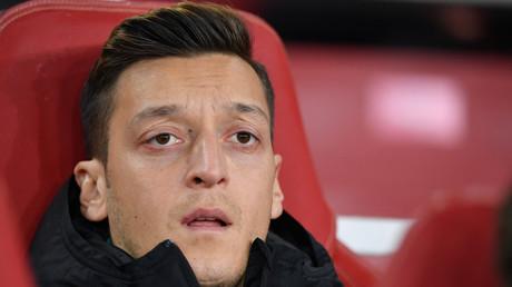 Mesut Ozil en novembre.