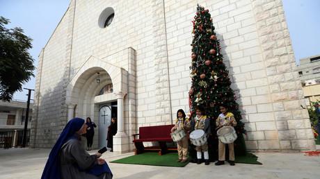 Israël va-t-il interdire aux chrétiens de Gaza de se rendre à Bethléem et Jérusalem pour Noël ?