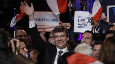 Arnaud Montebourg a-t-il envie de revenir en politique ? (image d'illustration)