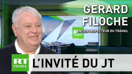 Gérard Filoche : «J'espère que la condamnation de France Télécom fera réfléchir beaucoup de patrons»