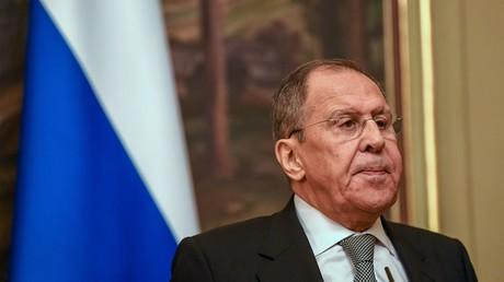 Sergueï Lavrov à Moscou, le 19 décembre 2019.