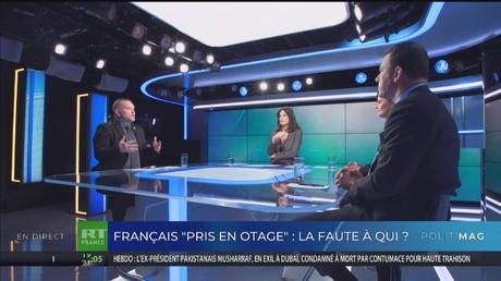 POLIT'MAG - Français « pris en otage » : la faute à qui ?