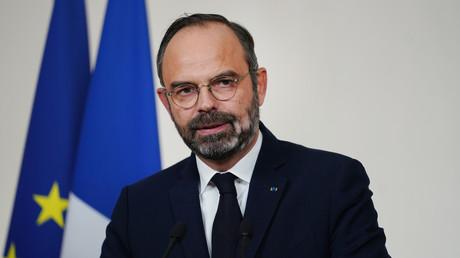 Edouard Philippe, chef du gouvernement (image d'illustration).