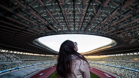 Le stade national, à Tokyo, fera partie des infrastructures prévues pour les JO de 2020 (image d'illustration).