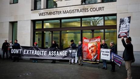 The Guardian corrige un article sur le «complot» visant à transférer Julian Assange en Russie