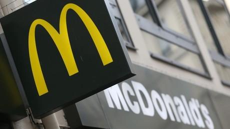Logo d'une enseigne McDonald's (image d'illustration).