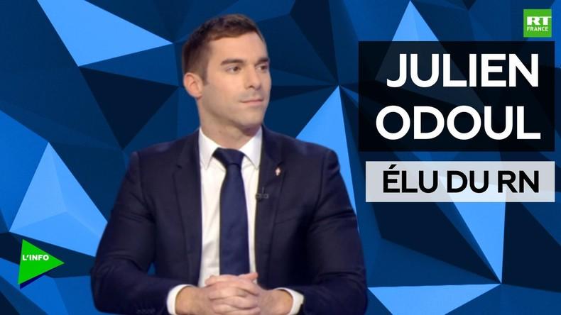 Julien Odoul : «Ce gouvernement n'entend rien, ne voit rien et ne comprend rien»