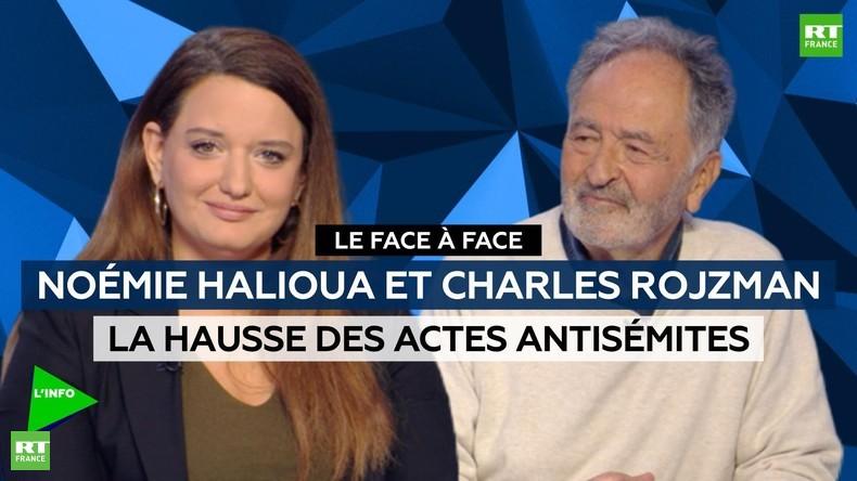 Le face-à-face – Comment lutter contre la hausse des actes à caractère antisémite ?