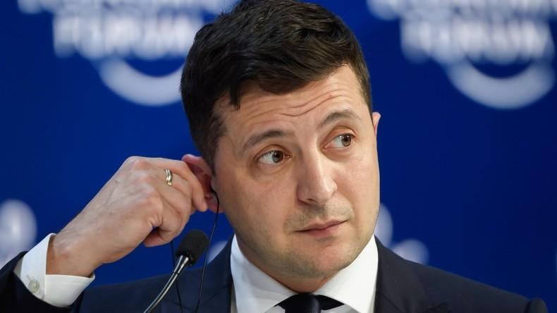 Le président ukrainien refuse de se rendre à la grande cérémonie du Forum mondial de l'Holocauste
