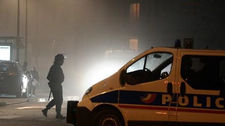 Nuit du Nouvel An «très chargée» pour les forces de l'ordre à Strasbourg, des fonctionnaires blessés