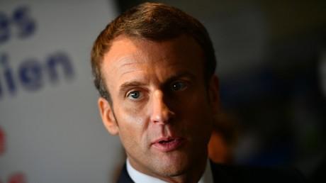 Emmanuel Macron en novembre 2019 (image d'illustration).