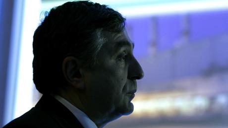 Jean-François Cirelli en 2010, alors numéro deux de GDF Suez.