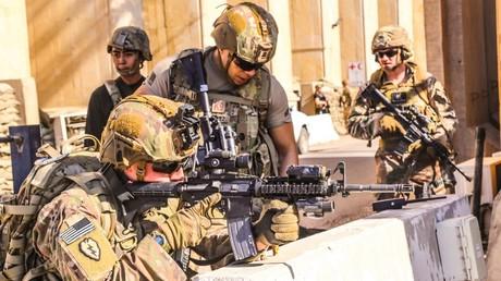 Le site de conscription de l'armée américaine saturé après la menace d'un conflit avec l'Iran