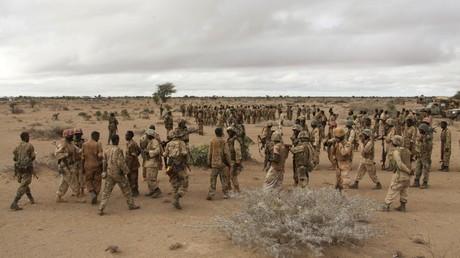 Kenya : trois morts dans une attaque des shebab contre une base militaire américano-kényane