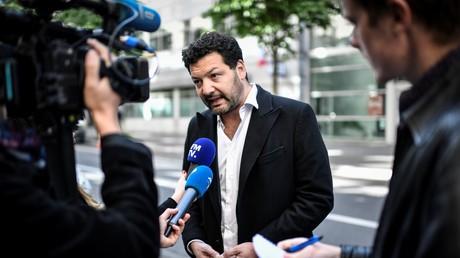 Arié Alimi, avocat de la famille de Cédric Chouviat, ici en décembre 2018 (image d'illustration).