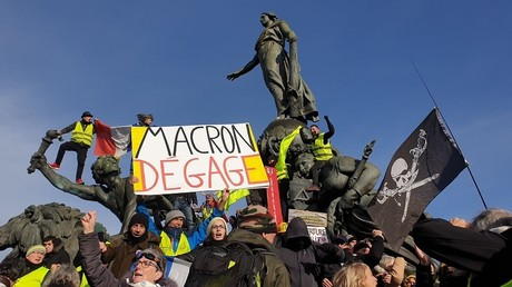 38e jour de grève, 61e acte des Gilets jaunes : nouvelle journée de mobilisation dans la rue