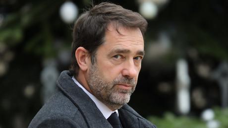 Christophe Castaner, 5 décembre 2019 à l'Elysée après le conseil des ministres (image d'illustration).