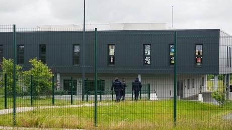 La prison de Condé-sur-Sarthe (Orne), où était incarcéré Flavien Moreau jusqu'au 13 janvier.