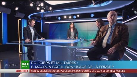 POLIT'MAG - Policiers et militaires : Emmanuel Macron fait-il bon usage de la force ?