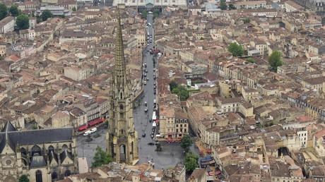 Plusieurs églises ont été taguées à Bordeaux et ses environs dans la nuit du 18 au 19 janvier (image d'illustration).
