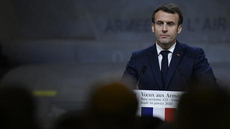 Emmanuel Macron repris de volée par l'Iran pour avoir utilisé le terme «Golfe arabo-persique»