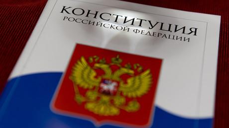 La Constitution russe.