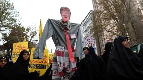 La tête de Donald Trump mise à prix pour trois millions de dollars par un député iranien