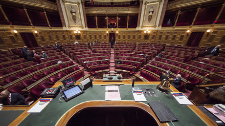 Le Sénat, en 2016. (Photo d'illustration)