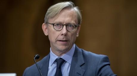 Le représentant américain pour l'Iran menace le nouveau chef de la force al-Qods
