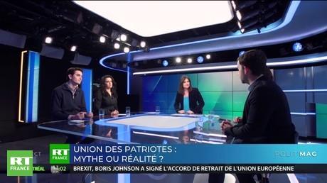 POLIT'MAG - Union des patriotes : mythe ou réalité ?